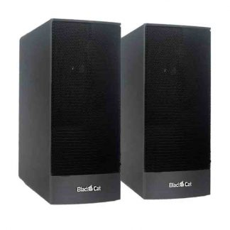 Blackcat BC233 2.0 Channel USB Speaker