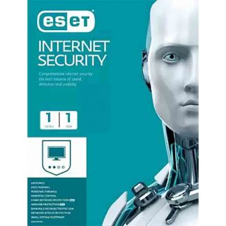 Eset Internet Security - 1 Year 1 PC