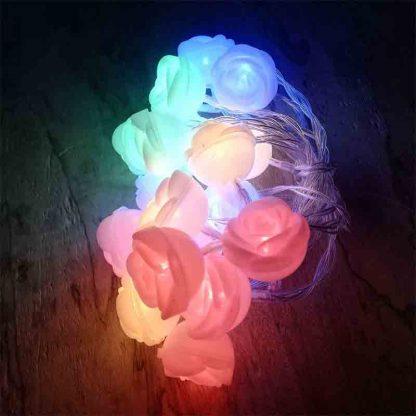 Flower LED Fairy String Light