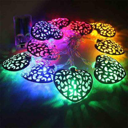 Heart-String-Lights-Led