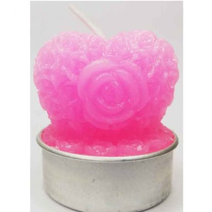 Heart shape Decoration candle