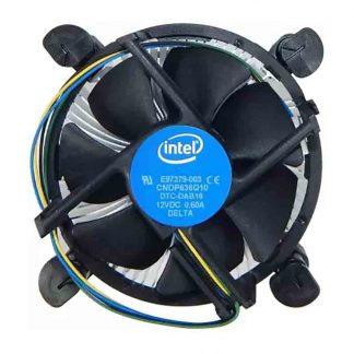 Intel Socket 775 cpu fan Cooler (Black)