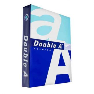 Local Double A Paper - A4 [80gsm]
