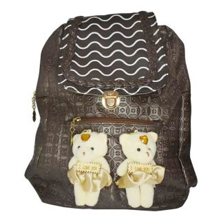 Ladies Back Pack with Key Chain