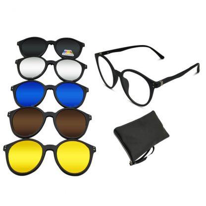 Polarized Mirror Sunglasses