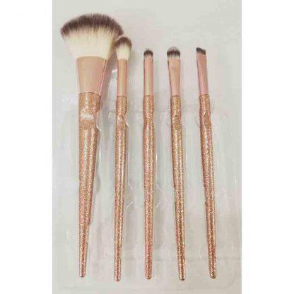 Ruby Face Makeup Brushes 5 Pieces Makeup Brush