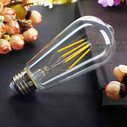 4W LED Light Edison Tungsten Bulb- Regular