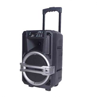 Digital X L7738 Bluetooth Portable Trolley and Rechargeable Speaker