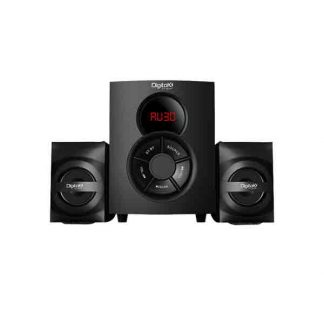 DigitalX X-F600BT 2.1 Multimedia Speaker
