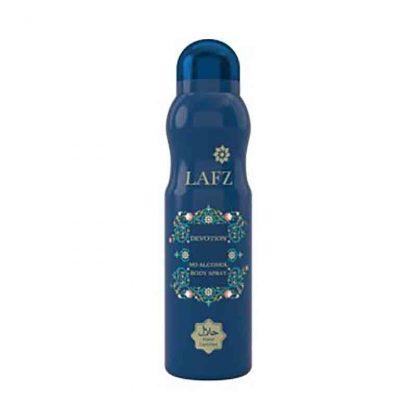 LAFZ DEVOTION Alcohol Free Body Spray For Women - 100gm