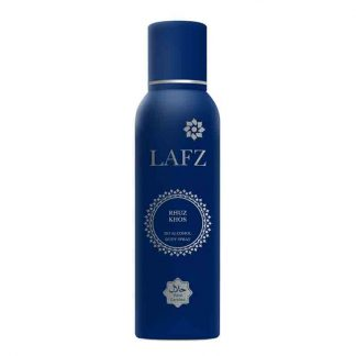 LAFZ RHUZ KHOS Alcohol Free Body Spray For Men & Women -100gm