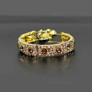 Gold Plated Bracelet for Women and Girls