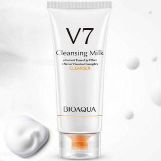 Bioaqua v7 cleansing milk