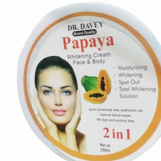 DR Davey Papaya Whitening Cream