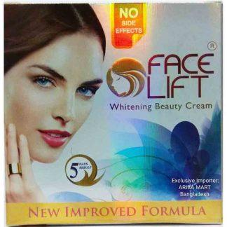 Face Lift Whitening Beauty Cream for Women - 30gm