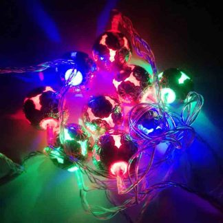 Metal Balls String Led Lights