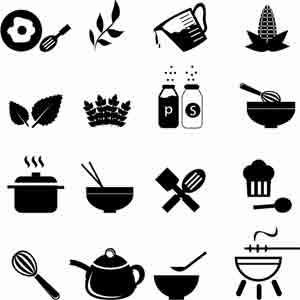 Kitchen, Cookware & Serve ware