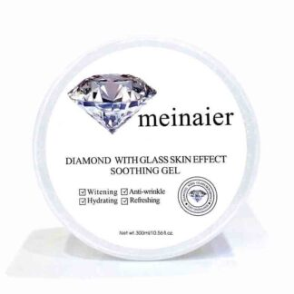 Meinaier Diamond With Glass Skin Effect Soothing Gel