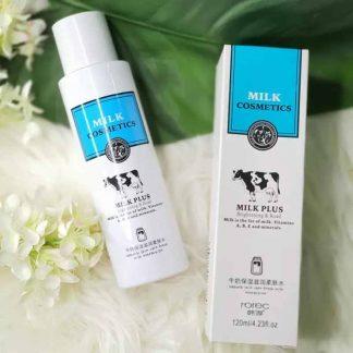 Milk Plus Brightening & Road 120ml