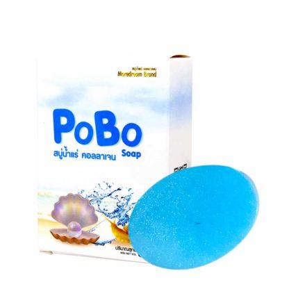 Pobo Mineral Collagen Soap