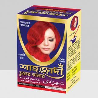 Shahzadi Hair Color (Woman)