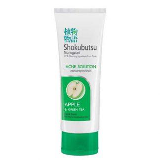 Shokubutsu Monogatari Facial Foam (Acne Solution)