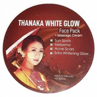 Thanaka White Glow Face Pack Massage Cream