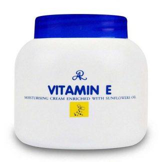 Vitamin E Moisturising Cream Enriched With Sunflowers Oil Thailand - 200ml