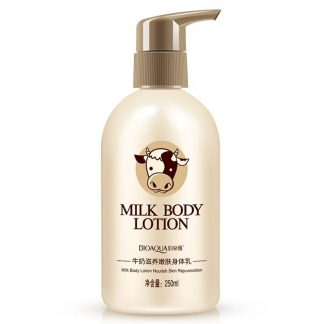 Bioaqua Milk Whitening Body Lotion - 250ml
