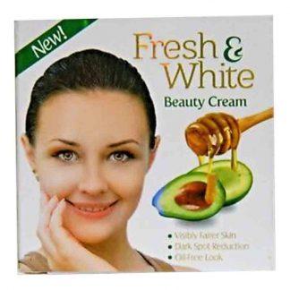 Fresh And White Beauty Cream