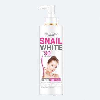 Snail White Body Lotion SPF90 from Dr. Davey