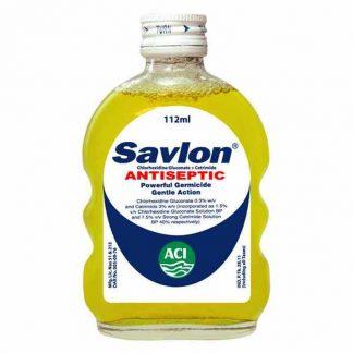 ACI Savlon Antiseptic Liquid Bottle