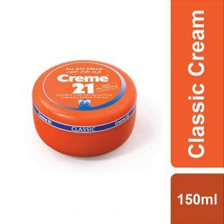 Creme 21 All Day Cream with Pro Vitamin B5 Classic 150ml
