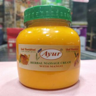 ayur Herbal Massage Cream With Orange- 250ml