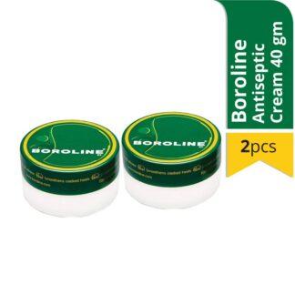 Boroline Antiseptic Cream (India) 40 gm 2 Pcs