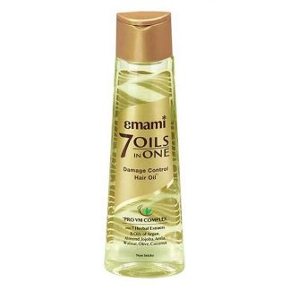 Emami 7 Oils in One Damage Control Hair Oil: 300ml