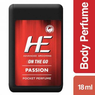 HE Advanced Grooming Passion On The Go Pocket Perfume