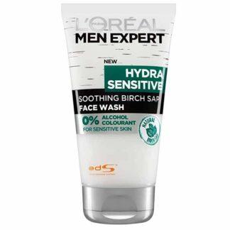 L'Oreal Men Expert Hydra Sensitive Cleanser 150ml