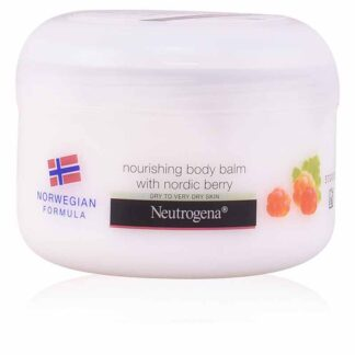 Neutrogena NORDIC BERRY nourishing body balm Body moisturizer