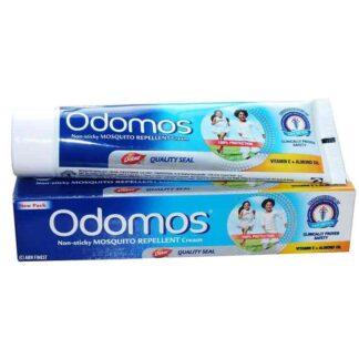 Odomos Mosquito Repellent Cream With Vitamin-E 25g