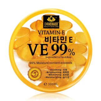 Popular For face & body brightening vitamin E soothing gel 99% VE skin care