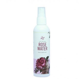 100% Natural Rose Water Face and Body Mist - 120ml