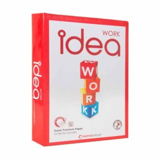 Idea Offset Paper, A4, 80 GSM (Pack of 500 Sheets)