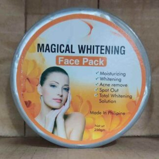 MAGICAL WHITENING FACE PACK-250g
