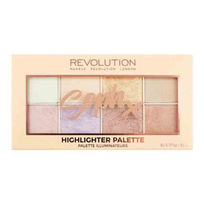 Makeup Revolution Sophx Highlighter Palette