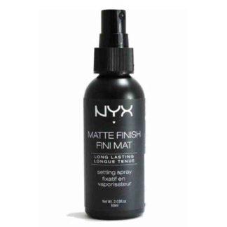 Nyx Matte Finish Makeup Setting Spray - 60Ml