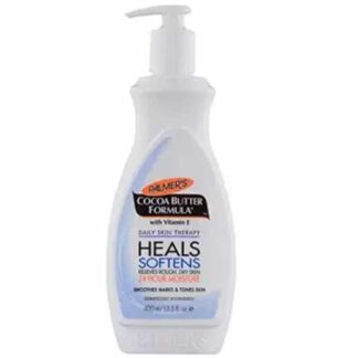 PALMER'S COCOA BUTTER FORMULA DAILY SKIN THERAPY HEALS SOFTENS 400 ML