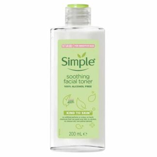 Simple Kind To Skin Soothing Facial Toner -200ml