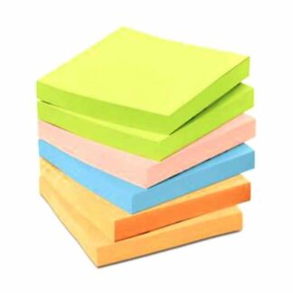 Sticky Note 3x5 Inches, Pack of 100 Sheets