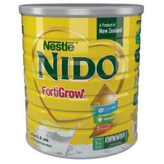 Nestle NIDO FortiGrow Milk Powder Tin - 2.5kg